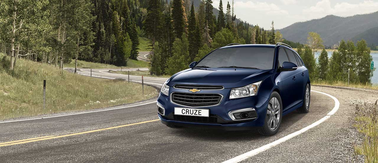 Chevrolet Cruze Station Wagon, семеен автомобил